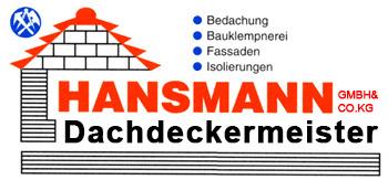 Hansmann GmbH & Co.KG der Dachdeckermeister aus Köln